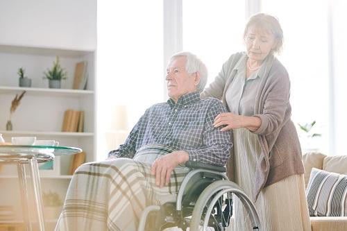 une résidence pour personnes âgées dans le 06